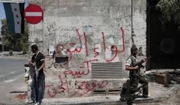 Alep où l'ASL tient tête est toujours sous les bombes de l'aviation du régime.