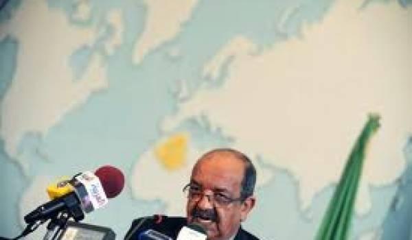La position officielle actuelle sur le Sahel de l'Algérie jette le trouble