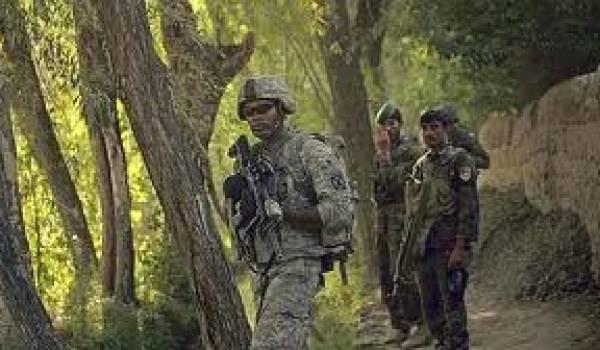 L'entraînement des Afghans est suspendu pour le moment.