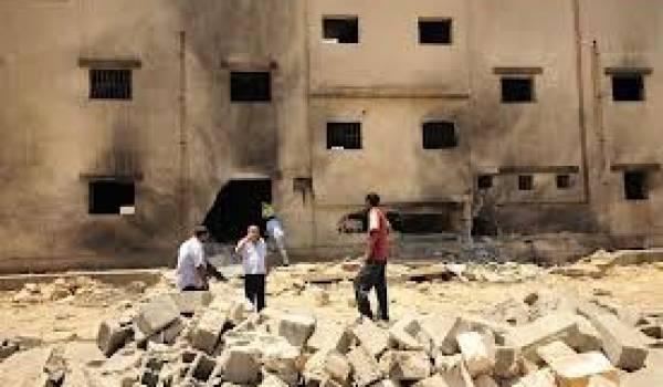 L'attentat contre les bureaux des renseignements n'a pas fait de victime.