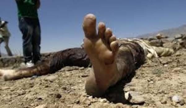 Ces décapitations seraient l'oeuvre des talibans, selon des militaires afghans.