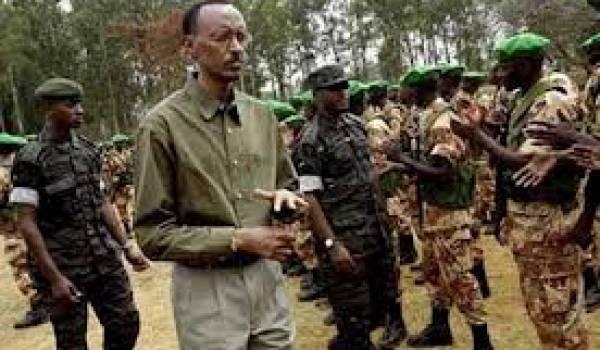 Paul Kagame de plus en plus isolé.