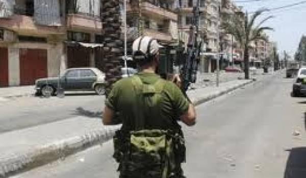 Le conflit armé syrien déborde sur le Liban