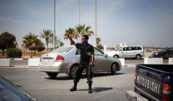La tension sécuritaire est montée d'un cran ces derniers jours en Libye.