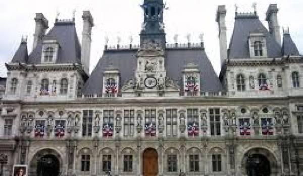Le portail web de la Ville de Paris piraté par des Algériens.