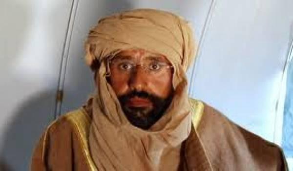 Seif Al Islam Kadhafi est détenu par une milice de Zenten.