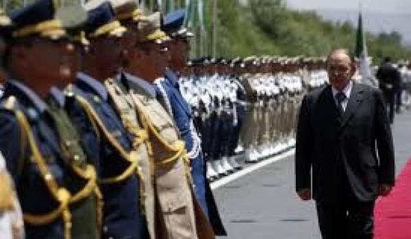 Bouteflika et la Grande muette : je t'aime moi non plus !!!