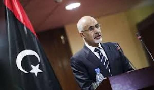 Mohammed al-Megaryef, président libyen.