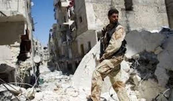 L'aviation du régime pilonne les villes comme si elles n'étaient pas syriennes.