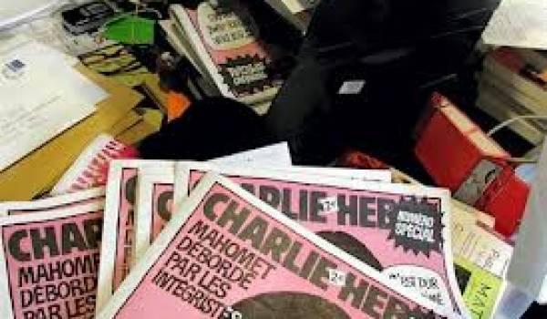Par opportunisme, Charlie herbo jette récidive d'impertinence.