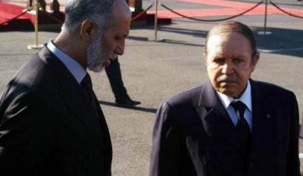 Abdelaziz Belkhadem pousse-t-il à la sortie Abdelaziz Bouteflika?
