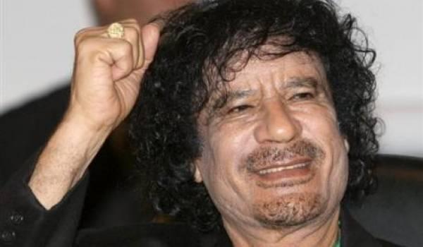 Mouammar Kadhafi liquidé par un agent français.