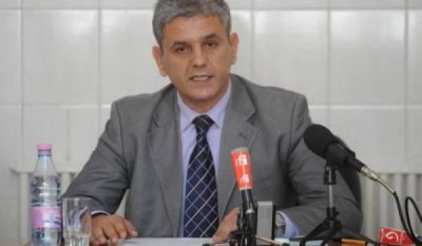 Le président du RCD, Mohcine Bellabas, brouille les cartes électoralistes.