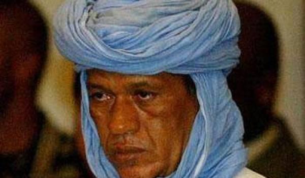 Iyad Ag Ghali, le chef du groupe terroriste Ansar Eddine
