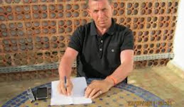 Le coordinateur du Mcaf, Omar Aït Mokhtar.