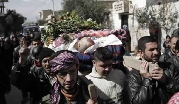 Bombardement et massacres se poursuivent devant une communauté internationale paralysée.