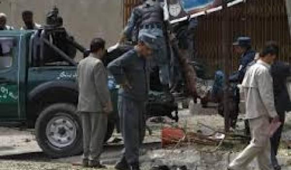 L'Isaf a été la cible d'un attentat.