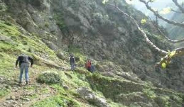 Week-end rando et environnement à Tizi N'Berber