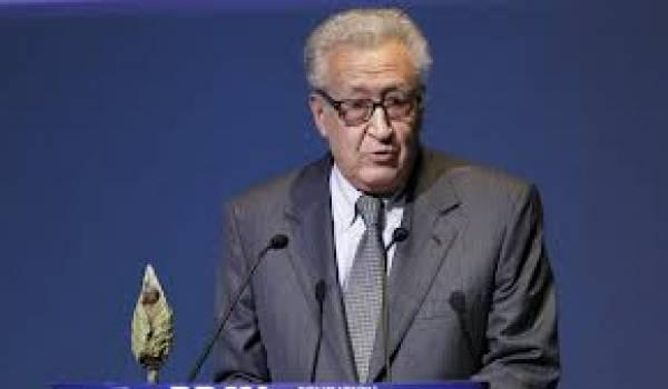 Quelle marge de manoeuvre de Lakhdar Brahimi dans ce dossier ?
