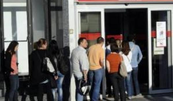 Plus de 18 millions d'Européens sont au chômage.