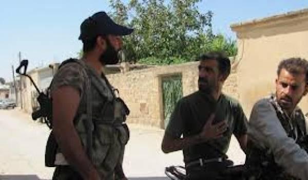 Malgré les énormes pertes, les insurgés tiennent encore dans Alep.