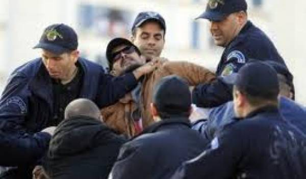 Arrêté par la police, Yacine Zaïd a été présenté mardi devant le procureur de la république.
