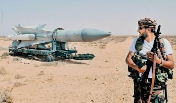 Des missiles redoutables sont entre les mains de terroristes.