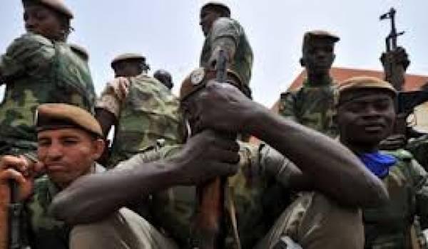 Les militaires maliens sont sur le qui-vive au nord