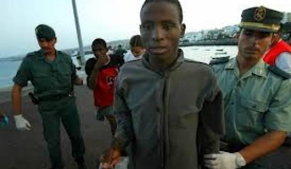 Le Maroc veut expulser ces migrants vers l'Algérie