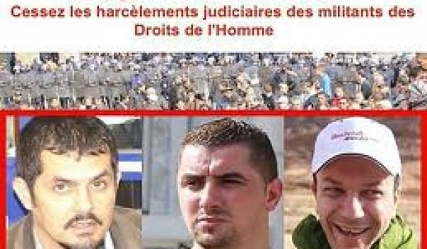 La police n'hésite pas à arrêter toute personne qui conteste le régime.