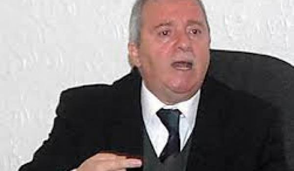 Fawzi Rebaïne, président d'Ahd54