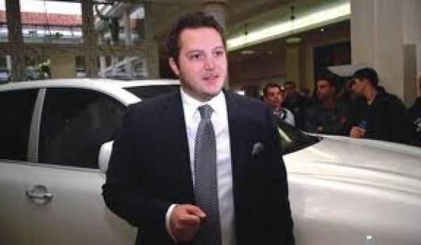 Sakhr El Materi, gendre de Ben Ali et ancien député de Tunis
