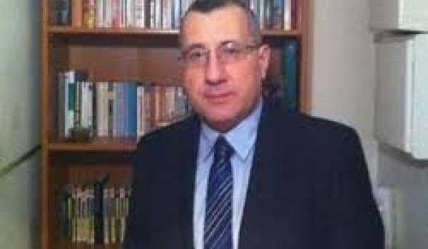 Samir Bouakouir, cadre du FFS.