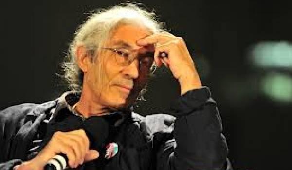 Le romancier algérien Boualem Sansal