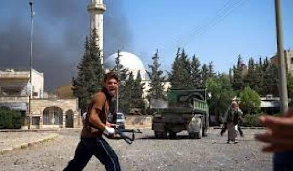 Qui peut arrêter la guerre civile qui terrifie le peuple syrien ?