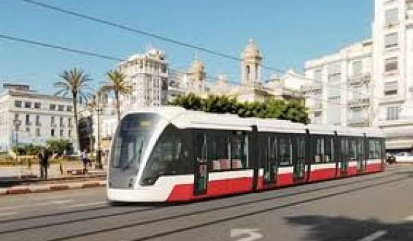 Le tram d'Oran couvrira une distance de 48 km.