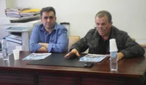 Omar Aït Mokhtar et Mohand Berrache