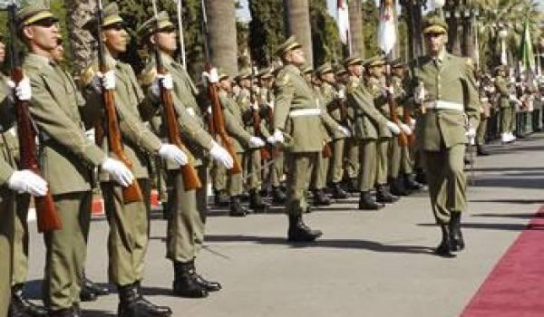 Des contingents de l'ANP renforcent les gardes frontières au sud du pays.