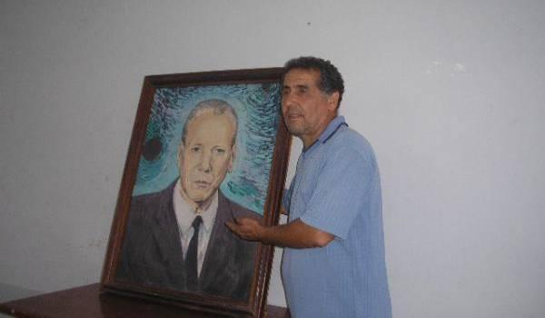 Sadek Akrour. président de l'Assemblée populaire de Barbacha.