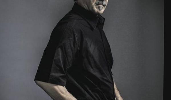 Lounis Aït Menguellet. Photo de Stéphane Lavoué. Pasco