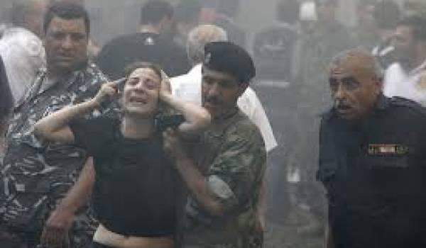 Attentat à Beyrouth : le premier ministre refuse de démissionner