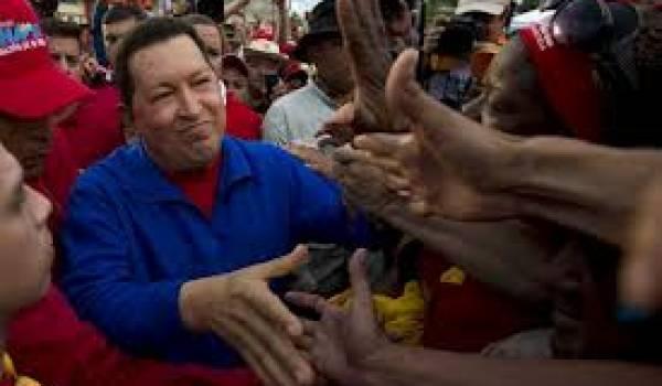 Hugo Chavez est réélu à la tête du Venezuela