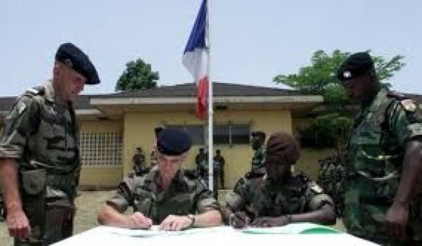 La France avait signé en 2003 un accord avec la Cédéao pour un soutien militaire.