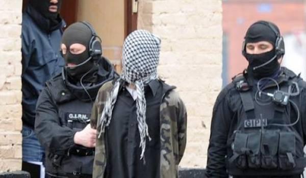 Le procureur évoque l'extrême dangorisité  du groupe islamiste arrêté.