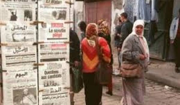 La presse algérien a du chemin à faire pour s'affranchir de la force centrifuge du pouvoir.