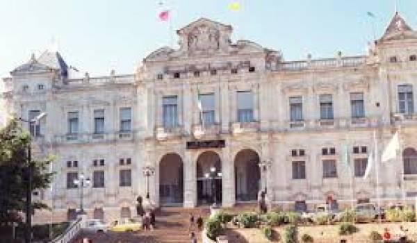La commune d'Oran