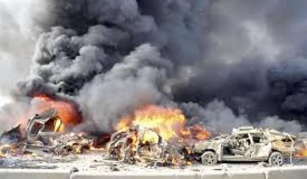 Dimanche, il y a eu 134 morts selon l'OSDH.