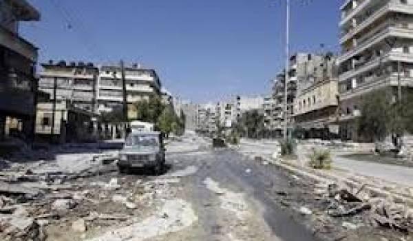 Le régime a fait de la Syrie un champ de ruines