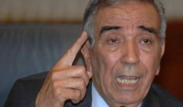 Dahou Ould Kablia prépare-t-il un autre complot contre la Kabylie?