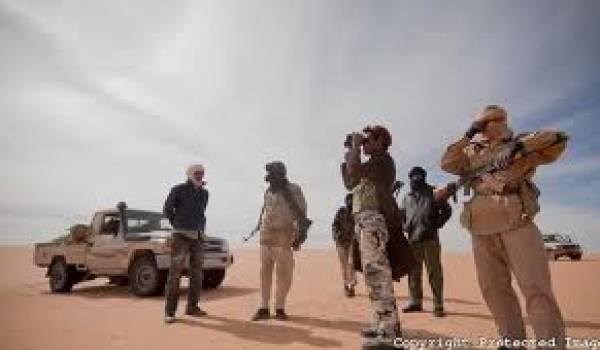 Le MNLA se propose de s'attaquer aux narco-islamistes avec le soutien international.